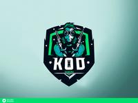 Kod Gaming Mask Design