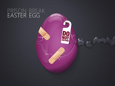 PrisonBreak/EasterEgg easter egg prison break
