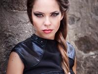 The Bulgarian Actress Borqna Bratoeva