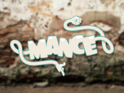 Geofilter Mance  filter geofilter geo snapchat typography lettering arms hands graff graffiti street illustration