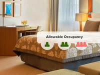 Allowable Occupancy in Hotel