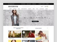 Brandroom - Homepage