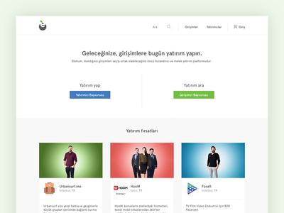Etohum - Homepage