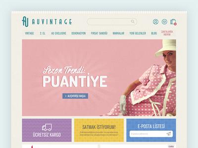 AUVINTAGE - Homepage