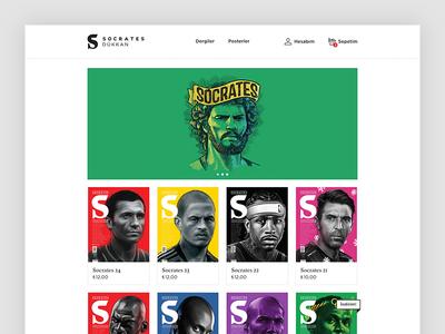 Socrates Dükkan - Homepage