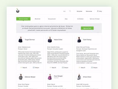 Etohum - Network Page
