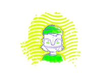Self Portrait Doodle