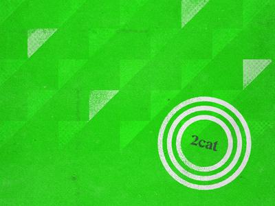 2catly Design Brand Assets 2 identity geometric design branding