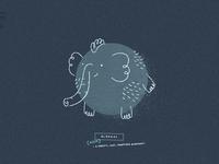 Elephat Doodle