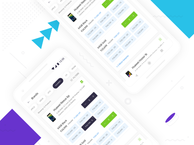 Multi Tier Pricing on Shotang App android app design ui ux mobile typography product blue price e-commerce sketch