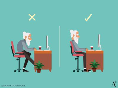 Good Work Posture