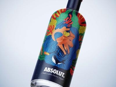 Packaging - Absolut Vodka