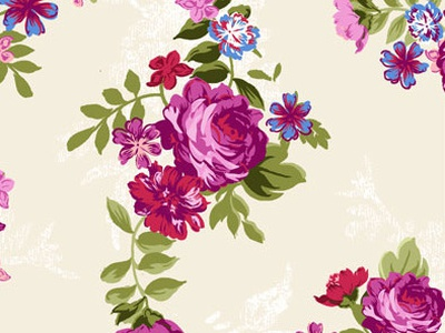 Creativo Intimates Collection San-2115 creativo intimates collection cabbage roses flowers leaves sleepwear