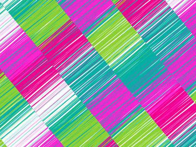 San 2333 activewear active checkers stripes textile design