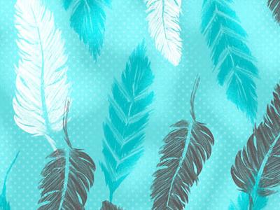 San 2280 feathers sleepwear intimates women textile design
