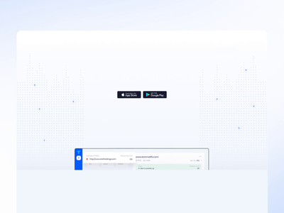 UpTower Website website color web card ux clean minimal design simple ui
