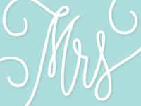 Mr + Mrs