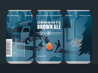 Demshitz Brown Ale