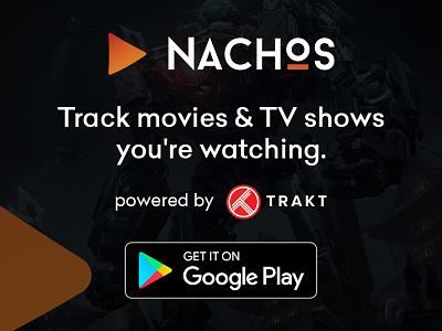 Nachos App show episode tv movies android app logo