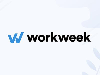 Workweek startup task work workweek scrum agile todolist task manager productivity logo