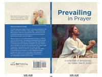 Prevailing In Prayer Book Cover