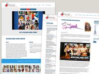 SDSF Website