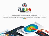 business plan powerpoint presentation template by contestdesign