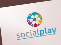 Logo for Social Media Business