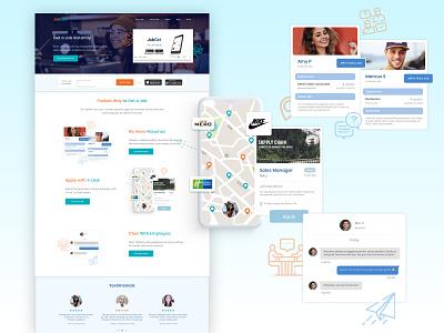 Landing page redesign web designer landing page landingpage webdesign webdesigner web