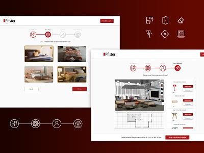Interior design store App interior designer interior store interior design floor plans floor plan ui ux