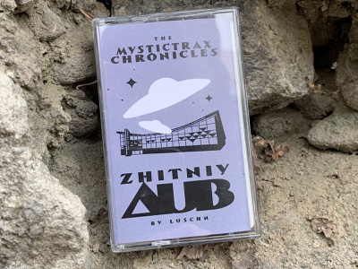 Zhitniy dub cassette cover