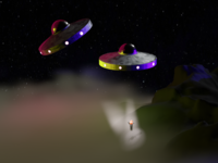Redhead Adventures 3D Chapter Four: UFO's Revenge