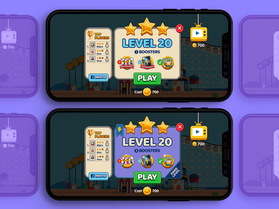 level concept gameart icon illustration mobile app design level graphic design ui