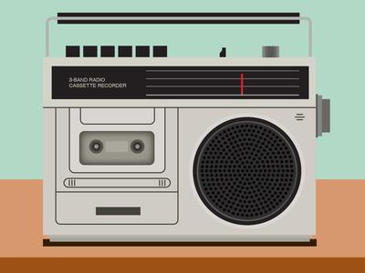 Cassette Jam Reworked Final