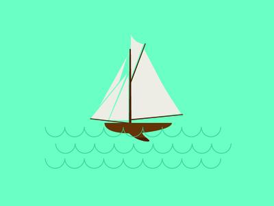 Sailboat Variant
