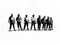 Resist Riot Squad Art