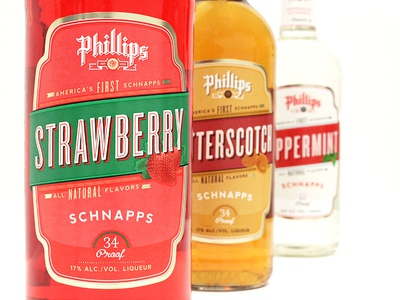 Phillips Schnapps Close Up 1