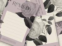 Remedy Postcards
