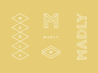 Madly Branding Concept