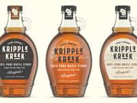 Kripple Kreek Labels