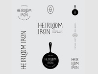 Heirloom Iron Branding