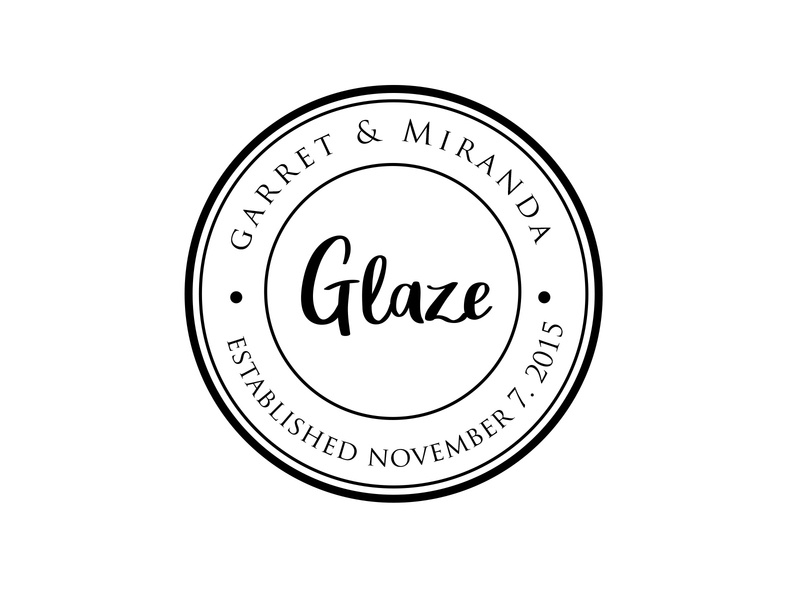 Glaze art illustration vector