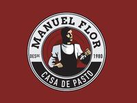 Logo Manuel Flor