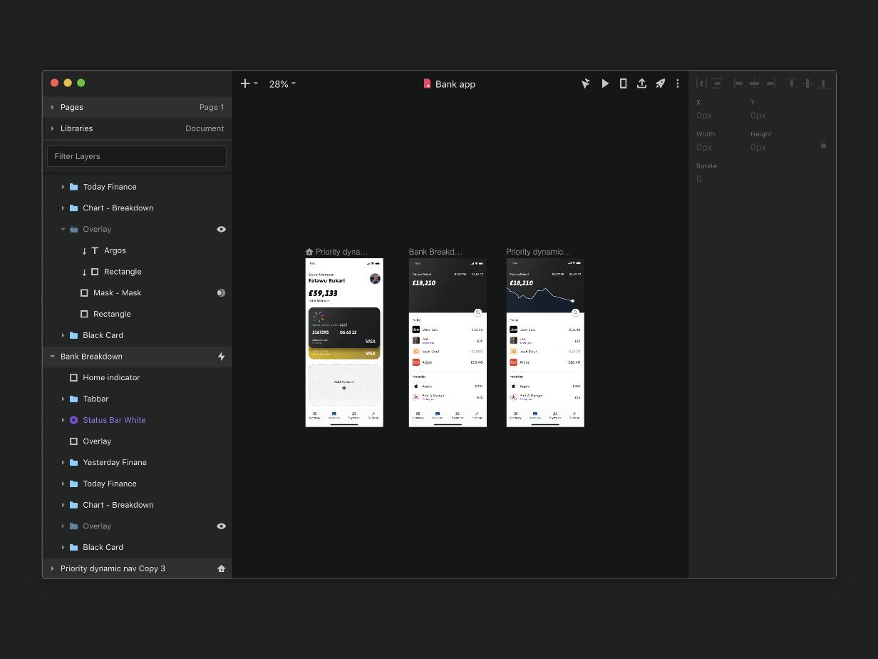 Hello Studio branding apple application studio invision flat minimal animation ux design app uxdesign ui