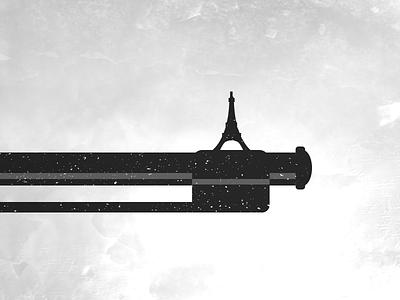 PARIS - Friday, November 13th terrorism symbol prayforparis paris