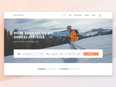 Ski Rental Project