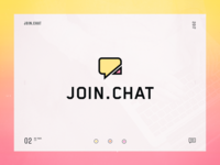 Join Chat logo