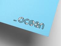 Devocean logo concept
