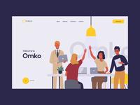 Omko Website