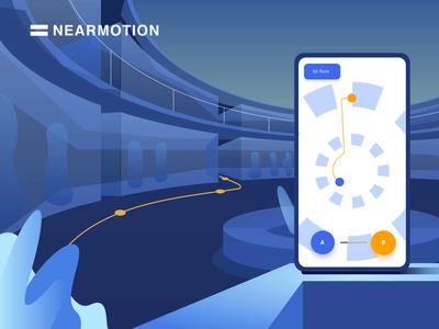 Nearmotion